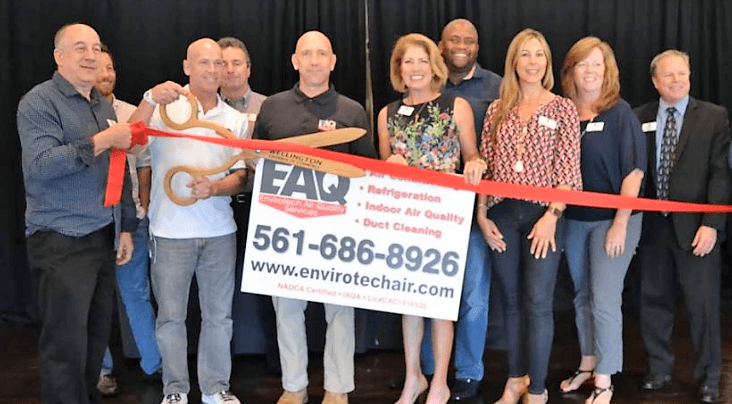Wellington Chamber of Commerce | New Member Ribbon Cutting