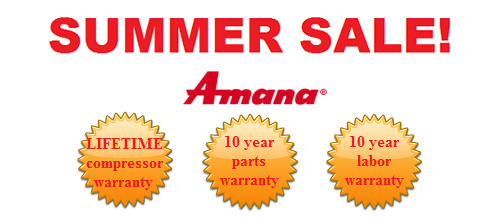 Amana AC Sale | Palm Beach | Envirotech Air Quality Services