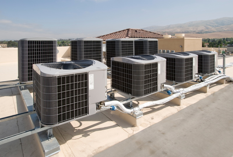 Why Rooftop Units Are A Great Commercial Hvac Investment