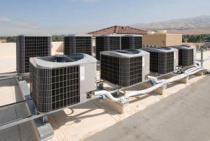 rooftop HVAC unites